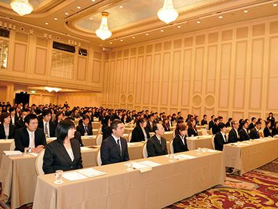事業計画会議の開催