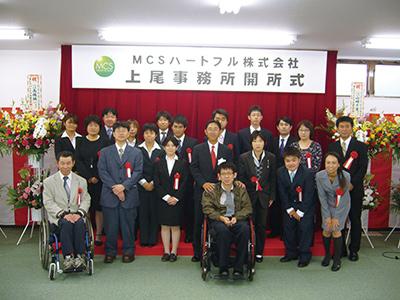 MCSハートフル設立