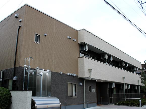 愛の家都市型軽費老人ホーム世田谷鎌田