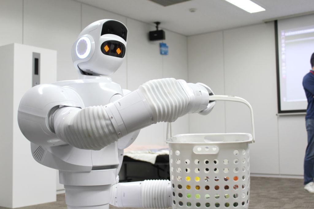 アイオロス・ロボットの可能性。暮らしとこれからのサポートを目指して。